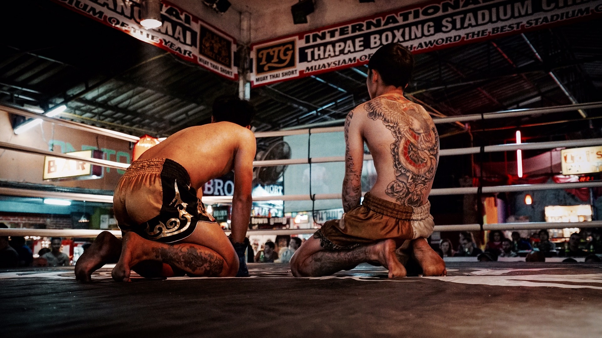 Muay Thai en Madrid